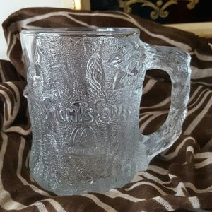 Vintage McDonald's Flintstones Mug